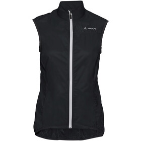 VAUDE Air III Vest Dames, black uni